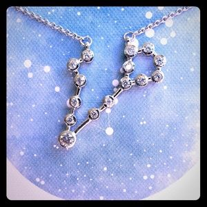 Jewelry - Sterling forever Pisces Constellation necklace